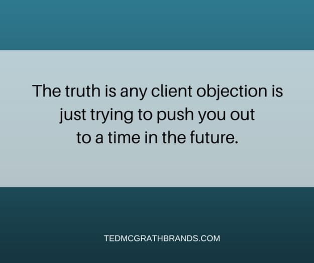 How to Eliminate Client Objection | The Objection Eliminator Episode