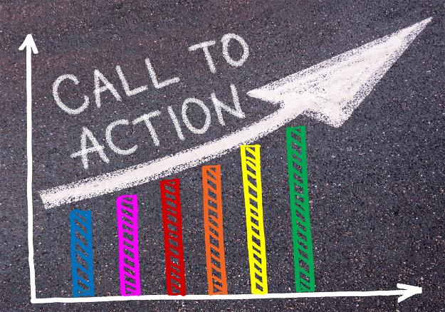 Graph | How To Make An Effective Call To Action From The Stage