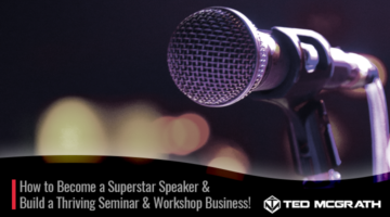 How to Build A Speaking Business