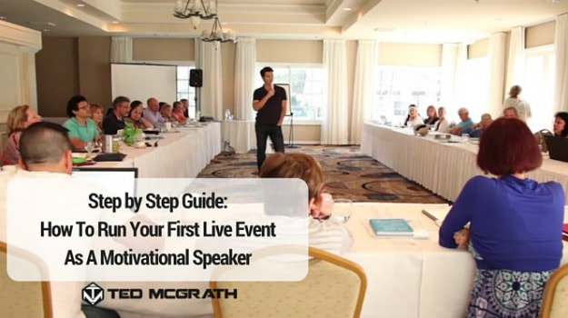 Crafting Your First Seminar | Can Motivational Speakers Make Money? Yes!