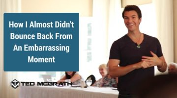 How I Almost Didn't Bounce Back From An Embarrassing Moment
