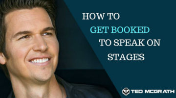 How To Market Yourself As A Speaker On Other People's Stages