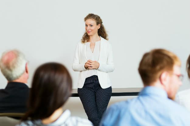 Dress to impress | 15 Effective Public Speaking Tips To Boost Your Confidence