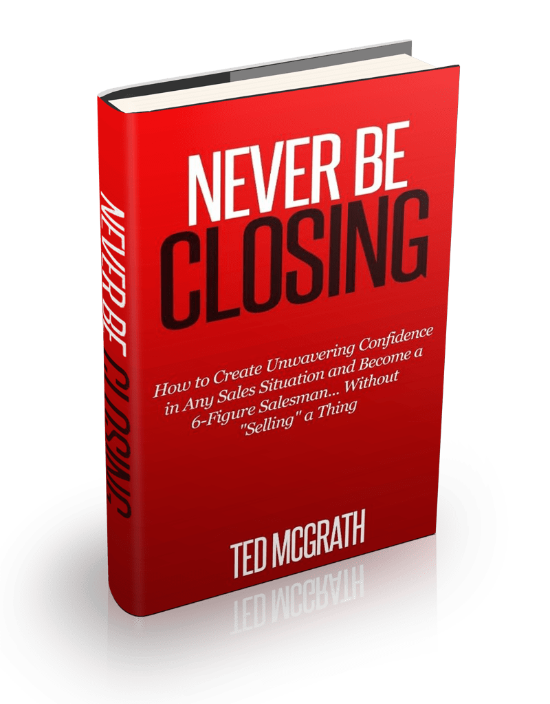 Never Be Closing