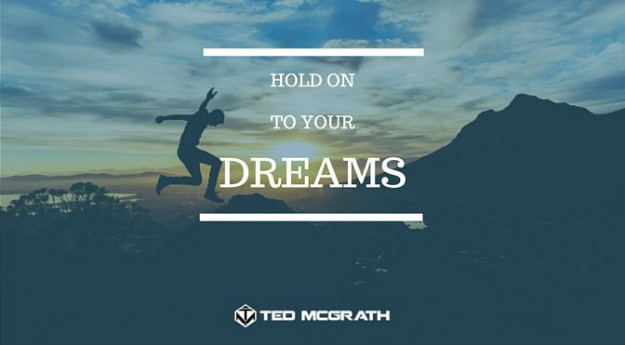 Hold On To Your Dreams   How A Simple Meet-Up Cleared My Vision