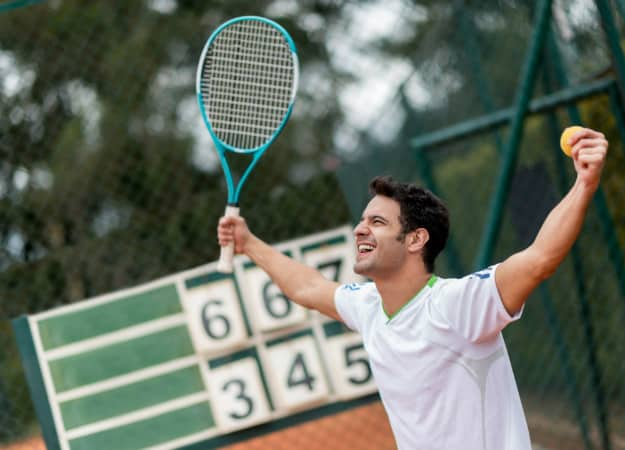 How My Tennis Career Helped Me | How I Built My Multi-Million Dollar Company From Scratch