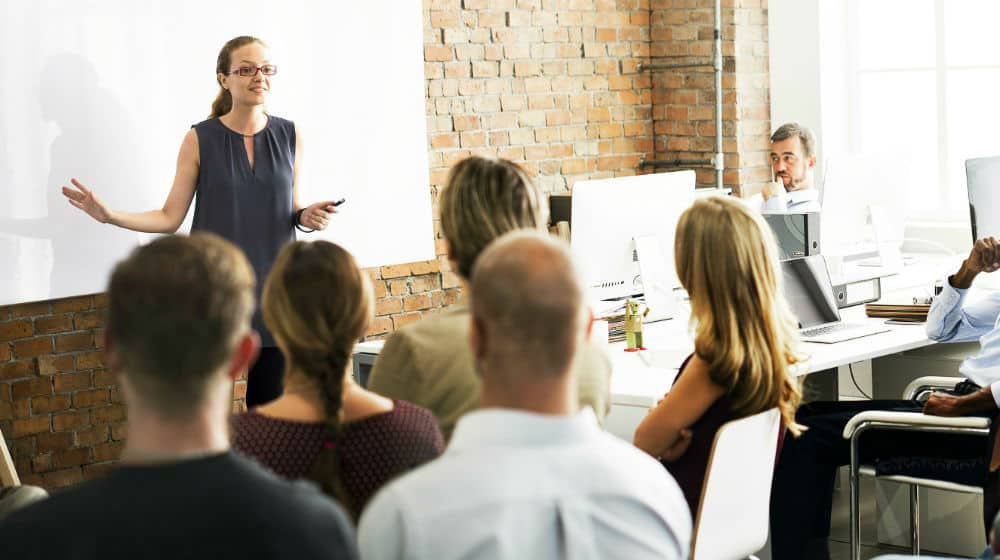 How To Master Stage A Presentation and Become an Effective Speaker