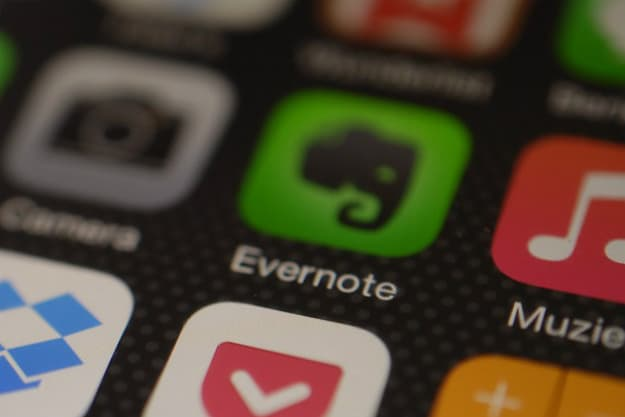 Evernote | 7 Best Organization Apps Perfect For Your Coaching Program