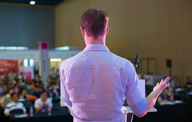 Hold Your Own Live Events | Get Booked In National Stages With These 3 Steps