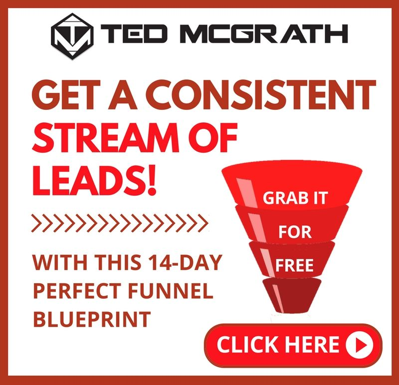 Get A Consistent Stream Of Leads! With this 14-day Perfect Funnel Blueprint. CLICK HERE NOW