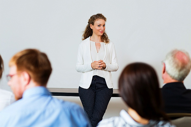 Dress to Impress | Effective Public Speaking Tips to Boost Your Confidence