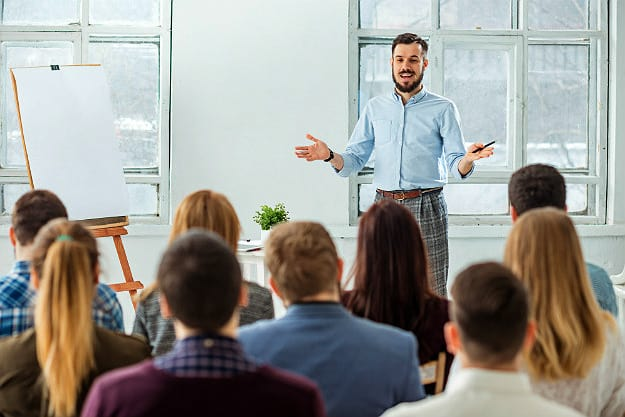 Gesture With Your Arms and Hands   Body Language Tips for Presentations